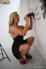 Cherie Deville GloryHole - Glory Hole Girls